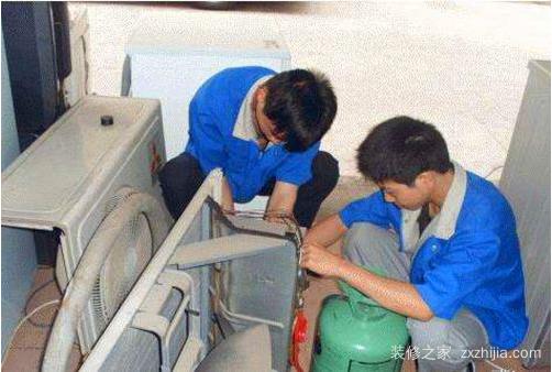 郑州空调加氟