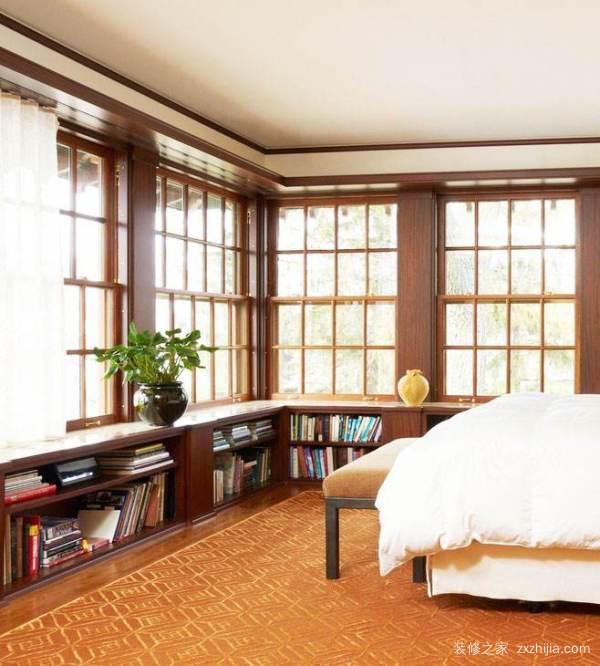 古色古香中式飘窗设计攻略