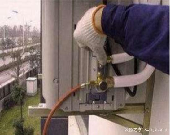 空调收氟是什么意思?空调收氟方法详解