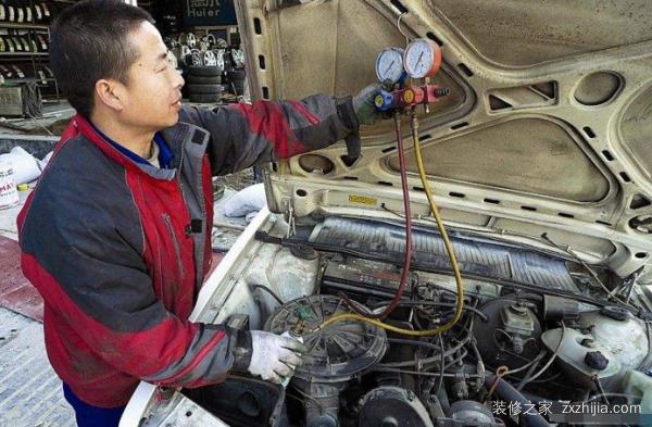 长春汽车空调如何加氟
