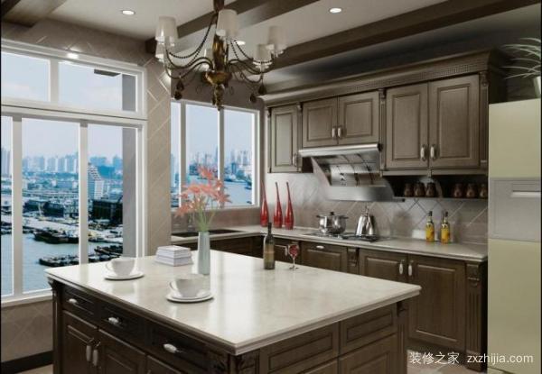 厨房装修8大技巧
