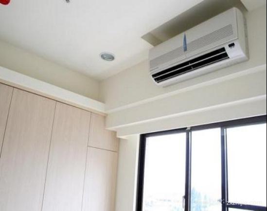 空调换气原理