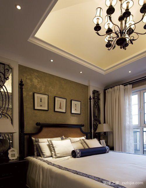 卧室的五个装修技巧,看完不犯错