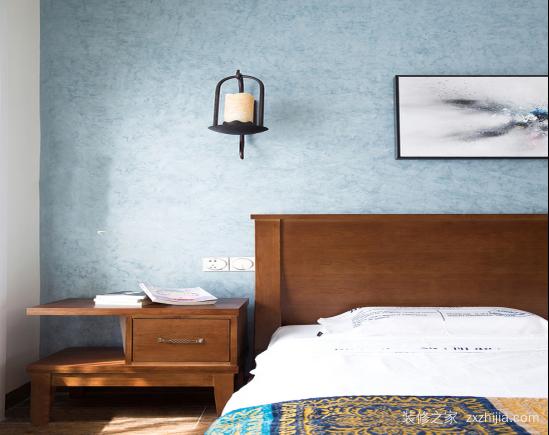 新房装修效果图--卧室