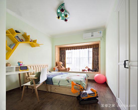 新房装修效果图--儿童房