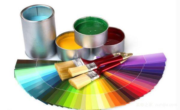 油漆色彩搭配的黄金法则