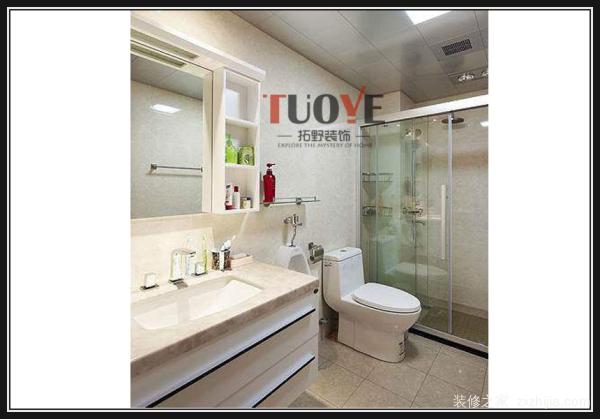 卫生间二次装修要怎么做?
