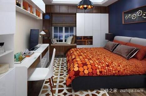 10平米卧室家具摆放