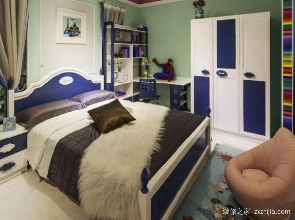 10平米卧室家具摆放原则