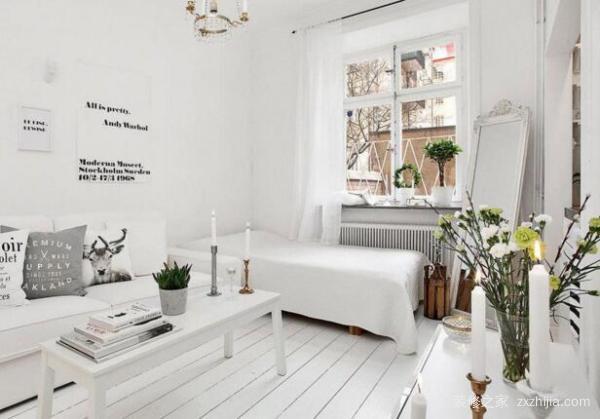 小户型客厅简单装修