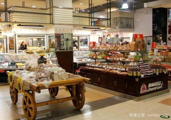 重庆超市装修要点