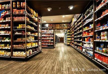 重庆超市装修注意事项