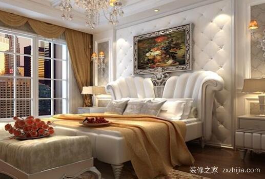 床头软包背景墙