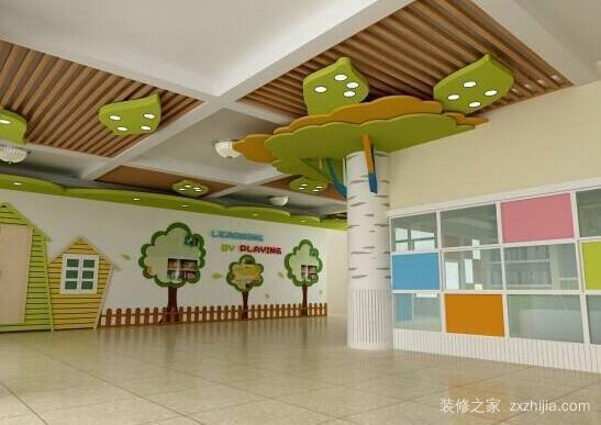 幼儿园装修设计注意事项