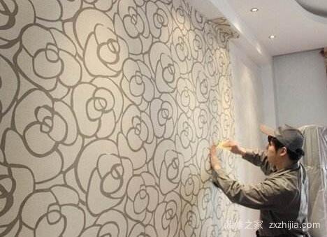 哈尔滨壁纸施工工艺