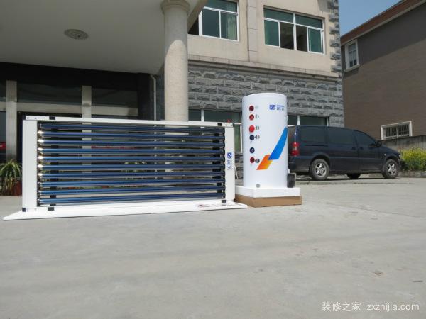 壁挂式太阳能热水器