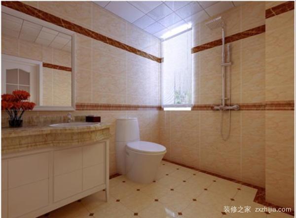 卫生间地砖规格