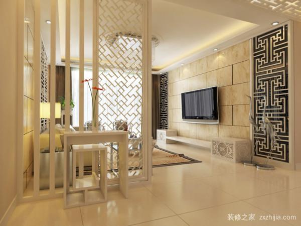 客厅隔断设计