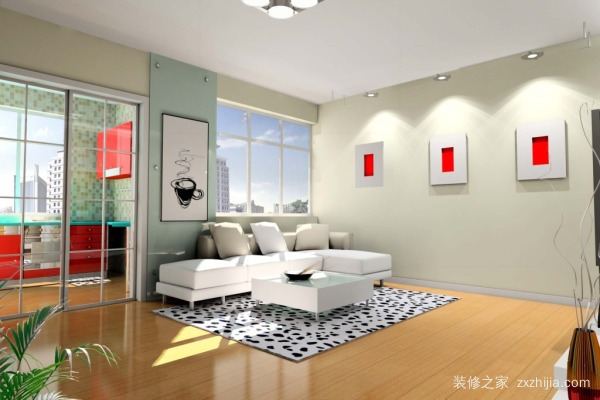 客厅背景墙