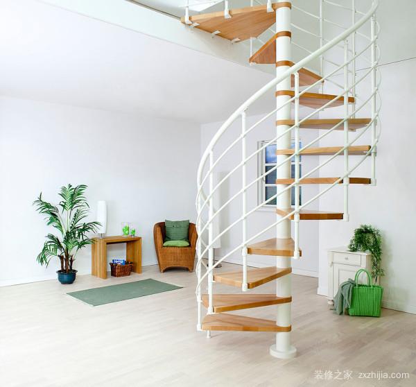 旋转楼梯安装注意事项