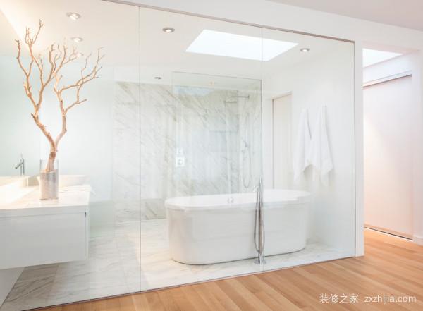 卫生间玻璃隔断价格