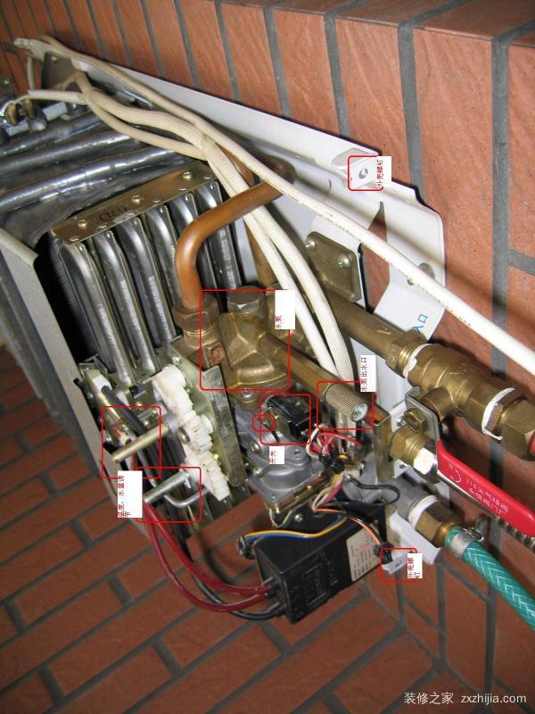 燃气热水器打不着问题,燃气热水器打不着解决方法图片