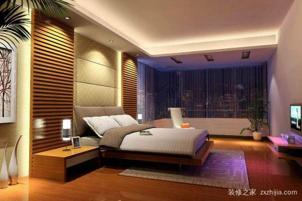 卧室风水布局