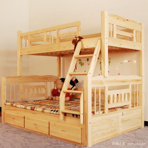 儿童双层床价格