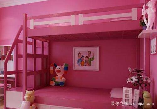 怎么装修儿童房间?如何色彩搭配?