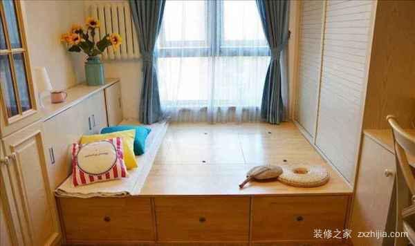卧室榻榻米装修
