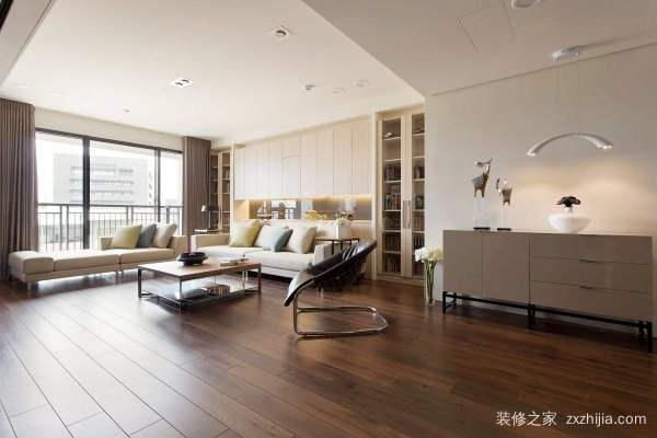 家装木地板