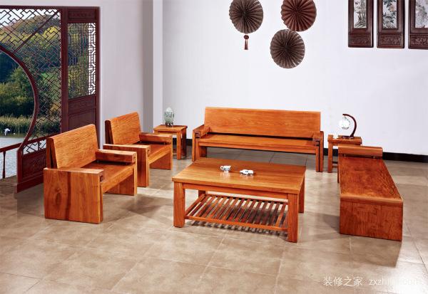 实木红木家具