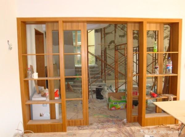房屋重新装修