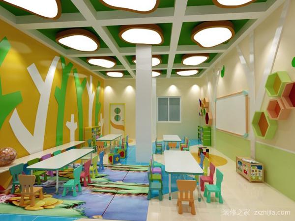 装修幼儿园