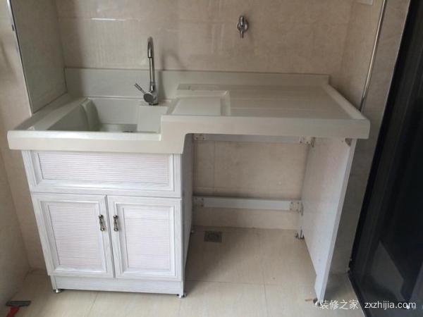 阳台洗衣柜尺寸
