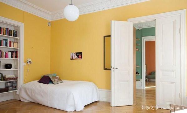 卧室墙壁装修