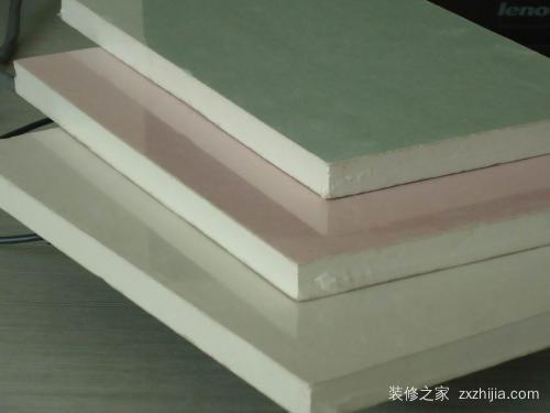 石膏板品牌排行