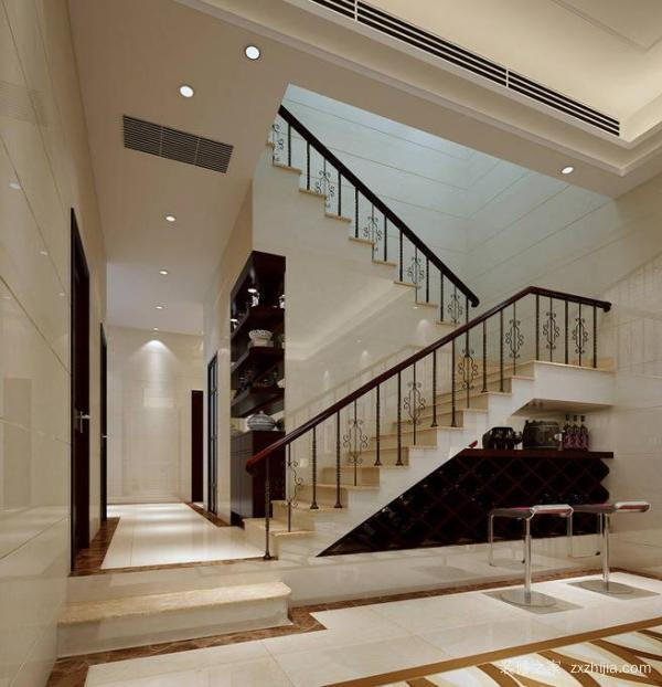 别墅楼梯装修报价 别墅楼梯装修注意事项