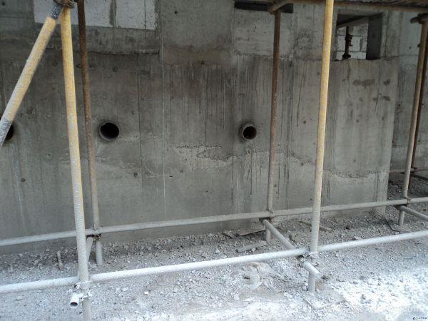 地下室外墙防水规范