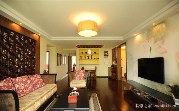 房屋装修中式风格