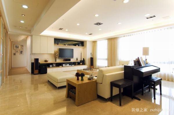 日式风格客厅