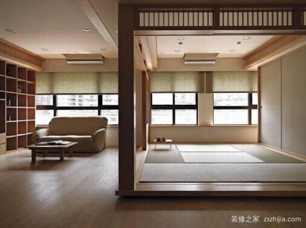 日式风格客厅装修技巧 日式风格客厅装修注意事项