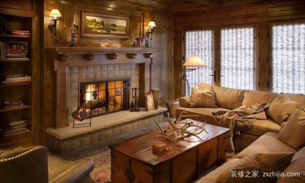 美式风格家居装修