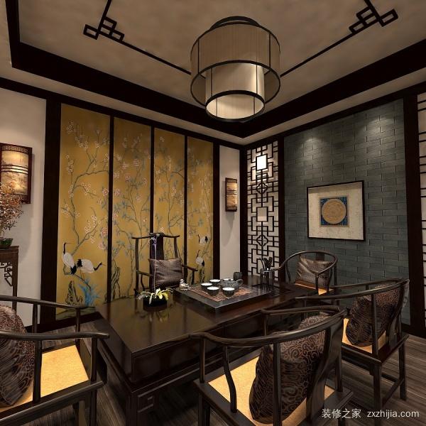 中式茶楼装修