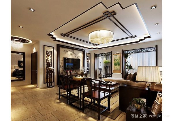 中式风格建筑