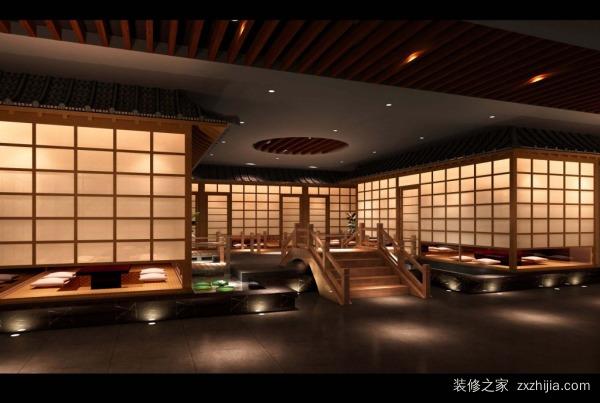 日式风格室内设计