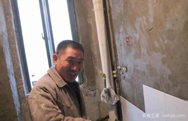 外墙贴瓷砖