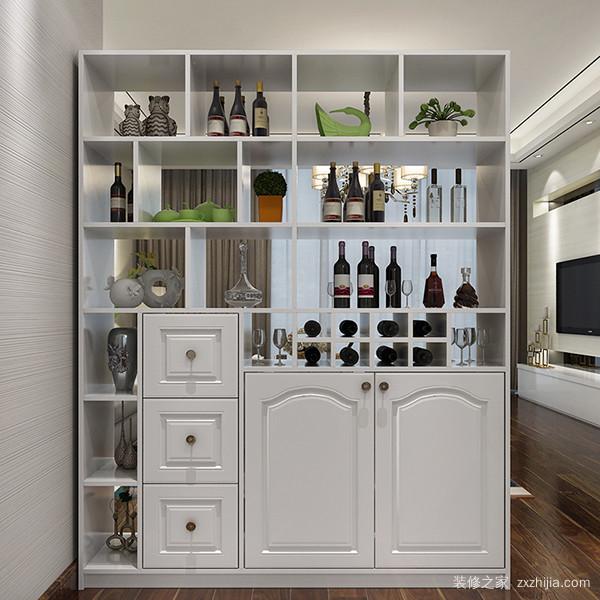 家装酒柜造型注意事项,家装酒柜作用
