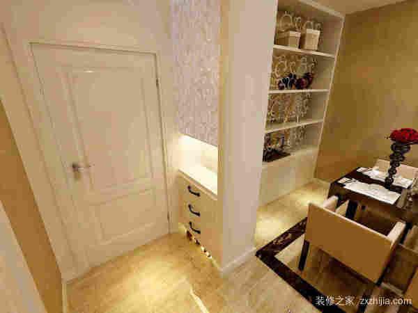 65平米三室一厅装修