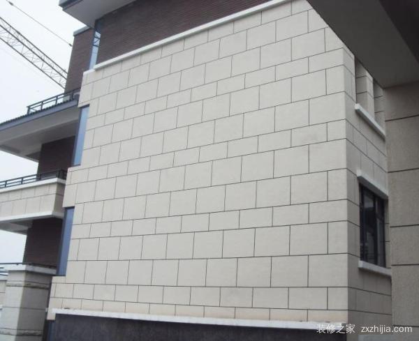 房子外墙装修